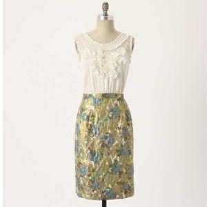 Anthro Moulinette Soeurs Stylists Eye dress